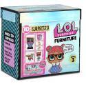 """Игровой набор с куклой L.O.L. SURPRISE! серии """"Furniture"""" S2 - КЛАСС УМНИЦЫ, 570028"""