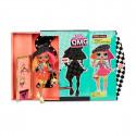 """Игровой набор с куклой L.O.L. SURPRISE! серии """"O.M.G."""" - ЛЕДИ-НЕОН (с аксессуарами), 560579"""