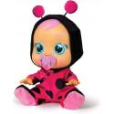 Интерактивная кукла IMC Toys Cry Babies плакса - Божья коровка