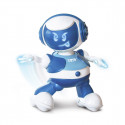 Интерактивный робот DISCOROBO – ЛУКАС (танцует, озвуч. рус. яз., синий), TDV102