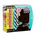 """Кукла-манекен L.O.L SURPRISE! серии """"O.M.G."""" - КОРОЛЕВА ПЧЕЛКА (с аксессуарами), 566229"""