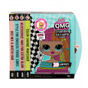 """Кукла-манекен L.O.L SURPRISE! серии """"O.M.G."""" - ЛЕДИ НЕОН (с аксессуарами), 565963"""
