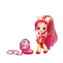 "Кукла SHOPKINS SHOPPIES серии ""Маленькие секреты"" - ДОНАТИНА  (мини-шкатулка, аксессуары)"