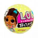 Игровой набор с куклой L.O.L. SURPRISE! S3 - МАЛЬЧИКИ (в ассорт., в дисплее)