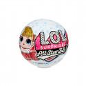 """Игровой набор с куклой L.O.L. SURPRISE! серии """"All-Star B.B.s"""" W2 - СПОРТИВНАЯ КОМАНДА (в асс., в ди"""