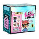 """Игровой набор с куклой L.O.L. SURPRISE! серии """"Furniture"""" S2 - КЛАСС УМНИЦЫ"""