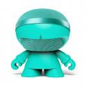 Акуст. стереосистема XOOPAR - XBOY GLOW(12cm,мят.,Bluetooth,MP3/SD-карт,микроф.,аудио&USB-каб.,LED),