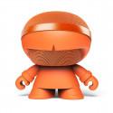 Акуст. стереосистема XOOPAR - XBOY GLOW(12cm,оранж.,Bluetooth,MP3/SD-карт,микр.,аудио&USB-каб.,LED),