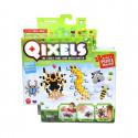Игровой набор аквамозаики из пикселей - ЖУКИ (500 фишек, спрей, шаблоны, аксессуары), 87042