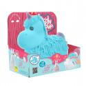 Интерактивная игрушка JIGGLY PUP - ВОЛШЕБНЫЙ ЕДИНОРОГ (голубой), JP002-WB-BL