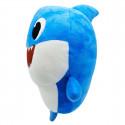 Интерактивная мягкая игрушка BABY SHARK – ПАПА АКУЛЕНКА, PFSS-08003-01