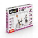 Конструктор серии STEM - Законы Ньютона: инерция, движущая сила, энергия, STEM07