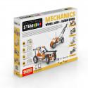 Конструктор серии STEM - Механика: колеса, оси и наклонные плоскости, STEM02