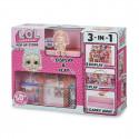 Игровой набор L.O.L. - МОДНЫЙ ПОДИУМ 3-в-1 (эксклюзивная кукла в комплекте), 552314